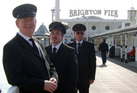 chauffeur in Brighton